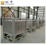 1000 Liter-quadratische Edelstahl-Behälter-Becken für Wein