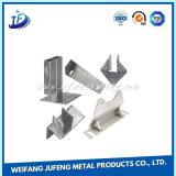 分布キャビネットのための亜鉛めっきのステンレス鋼またはアルミニウム熱い押す部品