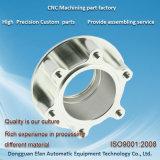 CNCの部品を機械で造る工場良質の高精度の製粉アルミニウム