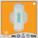 Alto Grade Anion Sanitary Pads con Negative Ion per Woman Wholesale