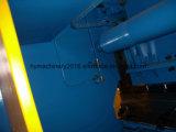 Wc67k-125X3200 간단한 CNC 통제 강철 플레이트 구부리는 기계