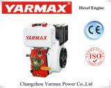 L'air bon marché de début de main de Yarmax a refroidi le moteur diesel marin Ym188f de cylindre simple de 4 rappes