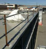 Rápida instalación de paneles sándwich EPS acero portátil la construcción de viviendas