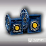 中国RVシリーズワームのアルミ合金のギヤボックス