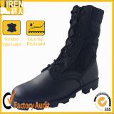 Preço mais barato Black Military Jungle Boots