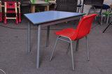 Nouveau style de salle de classe École Bureau et chaise Kid Bureau trapézoïdal