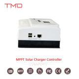 50 contrôleur solaire de remplissage de charge de régulateur de panneau solaire de l'ampère MPPT 12V 24V avec le moniteur lcd et la protection de Muilt