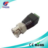 CAT5 coaxil a CCTV BNC Balun video Conector