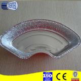 食品等級のアルミホイルの中国のゆで団子の容器