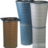 Industrielle des filtres à air de collection de poussière du filtre à l'élément de la cartouche