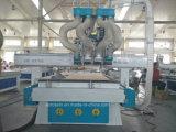 Router de madeira do CNC da alta qualidade da máquina de gravura do CNC da tabela do vácuo