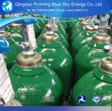 ヘリウムのガスポンプの供給