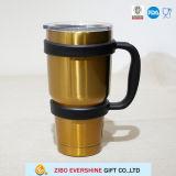 Нержавеющая сталь кофеего кружки перемещения нового способа изготовленный на заказ