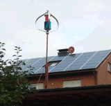 600W de Generator en het Zonnepaneel van de Windmolen van Maglev voor het Gebruik van het Huis