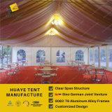 كبيرة [ودّينغ برتي] خيمة لأنّ حادث خارجيّ, [بفك] حزب خيمة