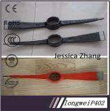 Piccone ferroviario dell'acciaio P402 di fabbricazione professionale della fabbrica di Tangshan