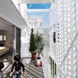 معماريّة يثقب ينحت ألومنيوم شاشة لون لأنّ [كرتين ولّ] [كلدّينغ]
