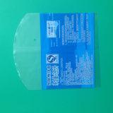 Manchons thermorétractables PVC pour l'étiquette du flacon
