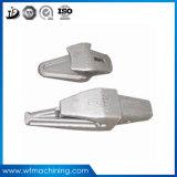 Bastidor modificado para requisitos particulares OEM del hierro de fundición de la pieza de acero fundido con proceso del bastidor