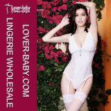 Vêtements sexy Vêtements de nuit pour dames Lingerie (L81167-2)
