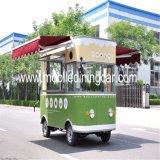 Chariot de nourriture/camion/Van mobiles de nourriture recommandés par constructeur