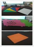 Folha de espuma de PVC amarelo para Molding-Hot Parte 6-20mm
