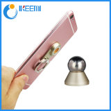 Kundenspezifischer Handy-Ring-Halter für Auto-Armaturenbrett-magnetischen Auto-Telefon-Halter