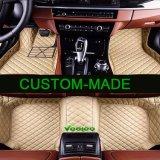 Stuoia del pavimento dell'automobile/moquette dell'automobile/stuoia del piede su ordine per le automobili del lusso del Cadillac