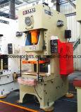máquina da imprensa de perfuração 125ton para carimbar as peças