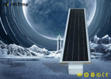 lámpara de calle solar toda junta impermeable del panel LED de 18V 65W Solarworld