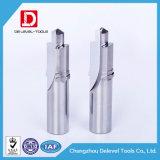 La alta precisión modificó el taladro del paso de progresión para requisitos particulares del carburo de tungsteno para trabajar a máquina de aluminio