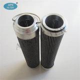 棺衣フィルターのためのアルミニウムエンドキャップの置換油圧石油フィルターの要素(HC2104FKP11H)