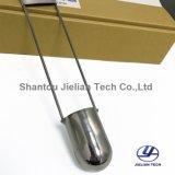 Tazza di Zahn di viscosità di flusso dell'inchiostro di Toyo dell'acciaio inossidabile dell'apparecchiatura di collaudo