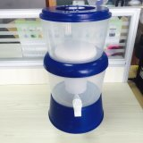 Neues Design 8L Ceramic Mineral Water Filter Pot China