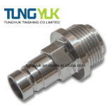 Pezzi meccanici di giro personalizzati di CNC di alta precisione per i pezzi meccanici