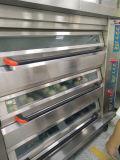 2017 최신 판매 사치품 아래에 전기 갑판 오븐