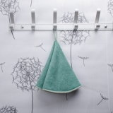 Baumwollrundes Tuch für Hand