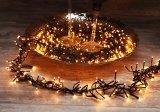 Conduit la Fée des lumières décoratives 8 modes pour la chambre Garden Party Parti Patio Atmosphère romantique Mariage Festival feux (CL300)