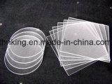 3.2 mm 4mm Ultra Clear Mistlite patrón único de vidrio solar