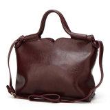 Saco especial da forma do saco da senhora ombro do plutônio do punho do desenhador (WDL0213)