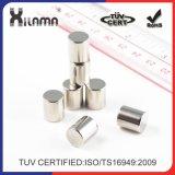 Permanenter Qualitäts-Zylinder-Neodym NdFeB seltene Massen-gesinterter Magnet