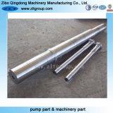 精密ステンレス鋼またはアルミニウム回るか、または回された機械で造られた部品