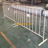 Барьер управлением толпы металла/барьер безопасности дороги