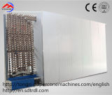 Alta eficiencia, gran velocidad, la producción de máquina para fabricar tuberías de la fábrica de papel