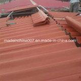 비 석면 섬유 시멘트는 페루에 수출된 루핑 장을 주름을 잡았다