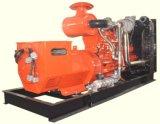 Cummins-Erdgas-Motor-Generator mit CER Bescheinigungen (30kVA~630kVA)