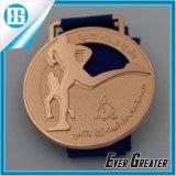 Изготовленный на заказ олимпийский ход, футбол и другие медали международной конкуренции