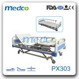 La función de tres Super bajo Electric Medical cama