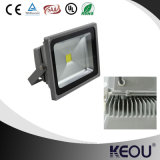 Inondazione LED 10W-200W chiaro dell'indicatore luminoso del riflettore LED