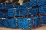 Support réglable d'échafaudage, support de support pour la construction